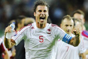 Τσάνα στο Onsports: «Συνέχεια η Αλβανία, αξέχαστη η νίκη με Ελλάδα» (photos+videos)