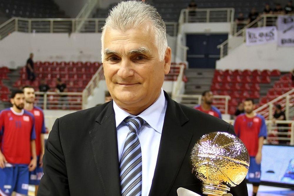 Μαρκόπουλος: «Υγεία και καλύτερο μπάσκετ»