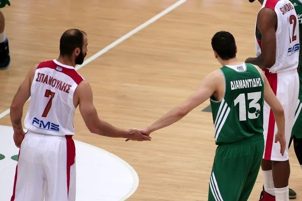 Basket League ΟΠΑΠ: Την 11η αγωνιστική το ντέρμπι Ολυμπιακός-Παναθηναϊκός