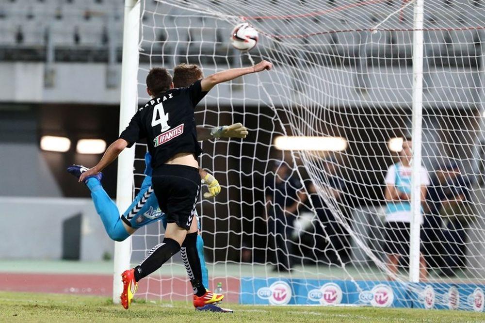 Παναχαϊκή - Ολυμπιακός 0-1 (photos)
