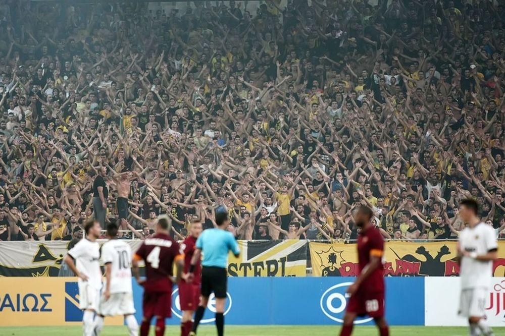 ΑΕΚ: Έφεση ποδοσφαιρικού Εισαγγελέα για την αθώωση με Ρόμα!