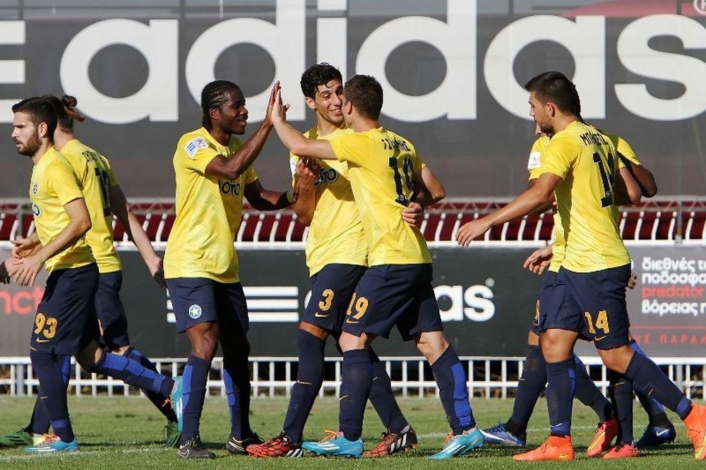 Αιγινιακός-Αστέρας Τρίπολης 1-4 (photos)