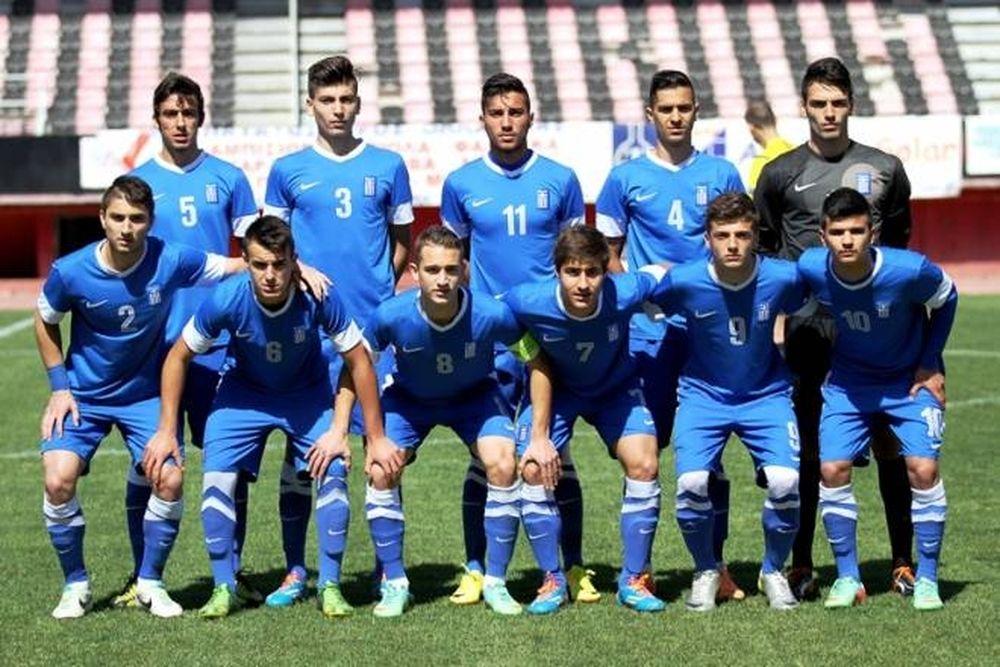Εθνική Παίδων: Στο… μηδέν με Ουκρανία