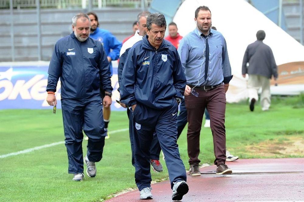 Πετράκης: «Θέλουμε διάκριση στο Κύπελλο»