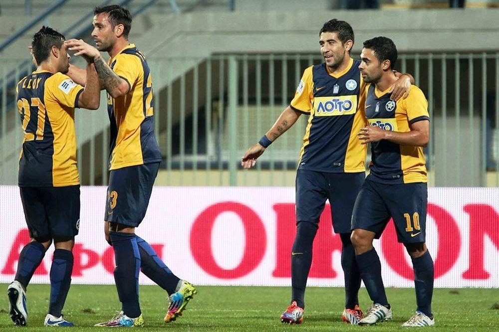 Onsports TV: Χορεύει... τάνγκο στο πρωτάθλημα ο Αστέρας (videos)