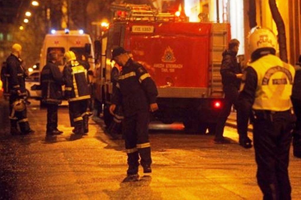 Βόμβα σε σύνδεσμο οπαδών του Ολυμπιακού στην Πάτρα (videos)
