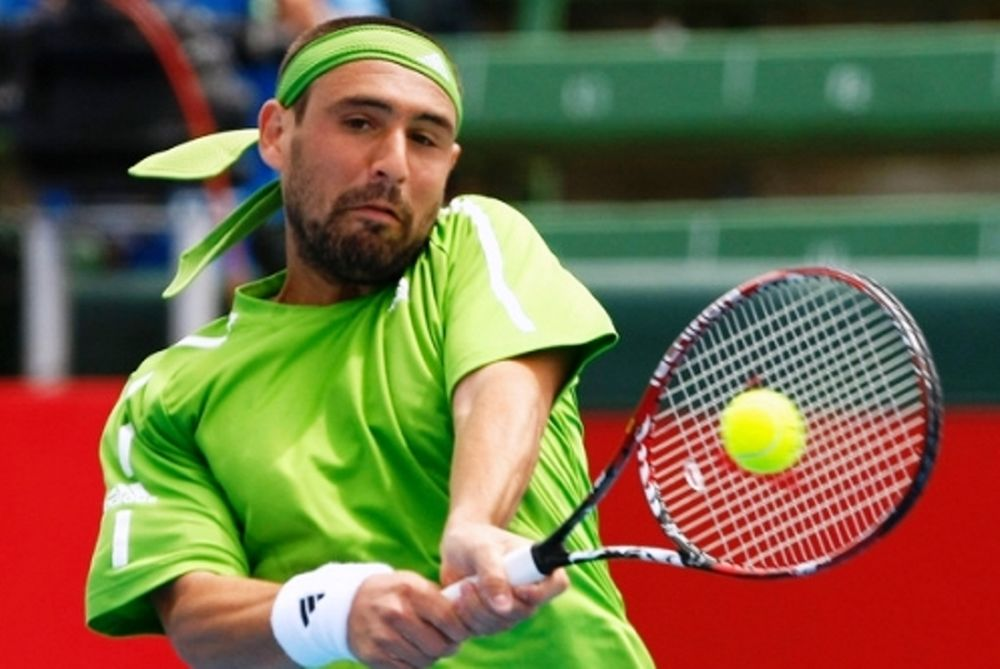 Τένις: Εγκατέλειψε ο Παγδατής