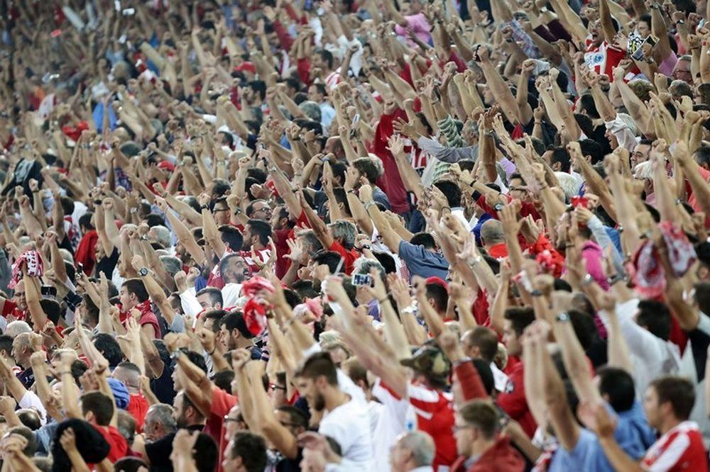 Ολυμπιακός: Με τη… δυναμική του κόσμου στο Μάλμε (video)