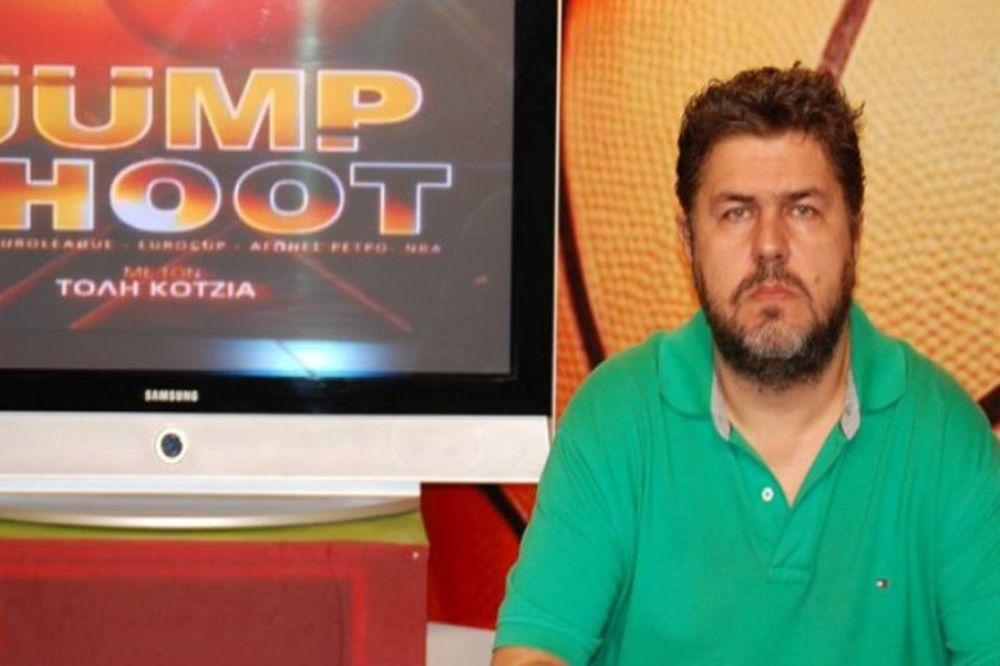 «Jump Shoot»: Καλεσμένος ο Λυκογιάννης