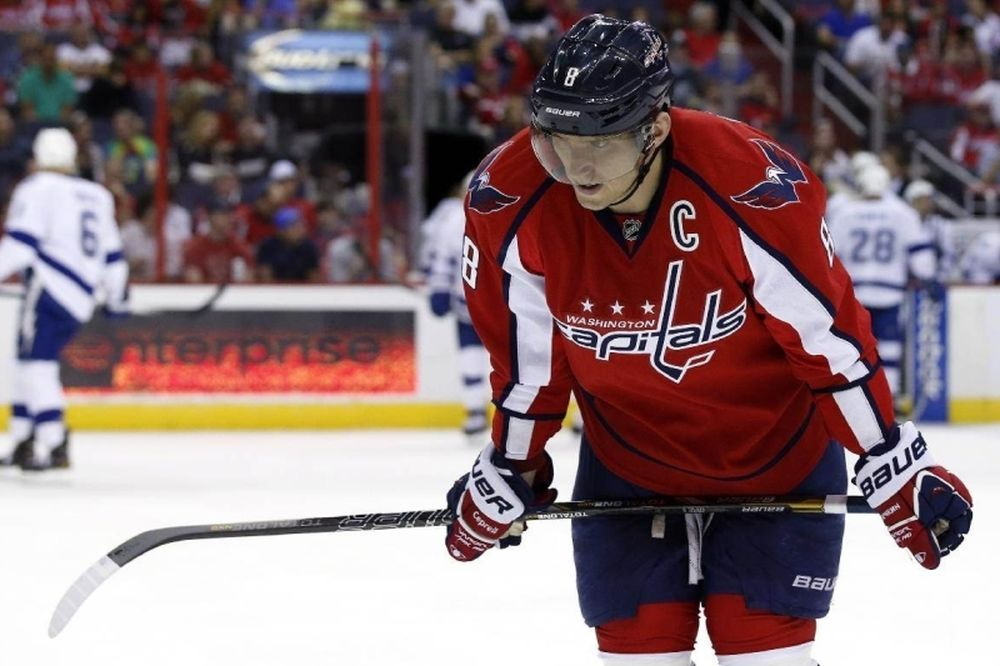 NHL: Δύο γκολ για Alex Ovechkin (videos)