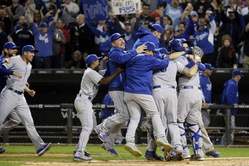 MLB: «Εισιτήριο» για τους Ρόαγιαλς του Μουστάκα (videos)