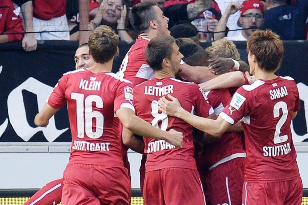 Επιτέλους νίκη για  Στουτγκάρδη, 1-0 το Αννόβερο (video)