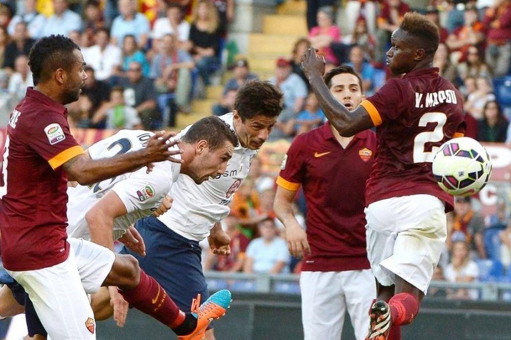 Απτόητη η Ρόμα, 2-0 τη Βερόνα (video)