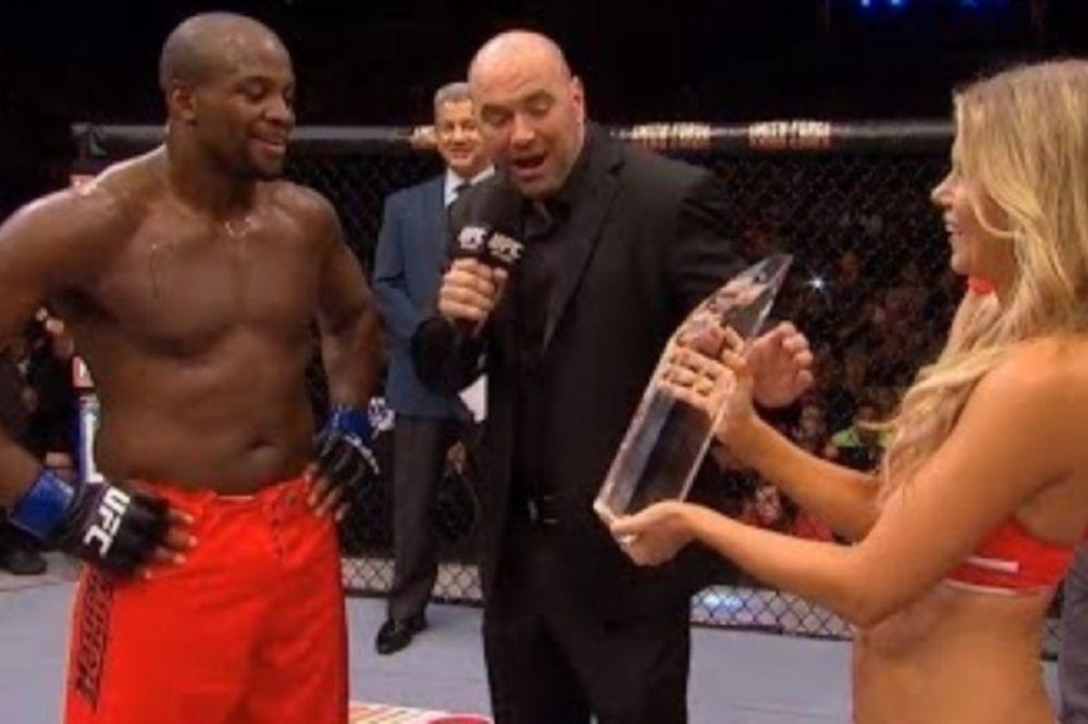 UFC 181: «Μεταπτυχιακό» για Eddie Gordon