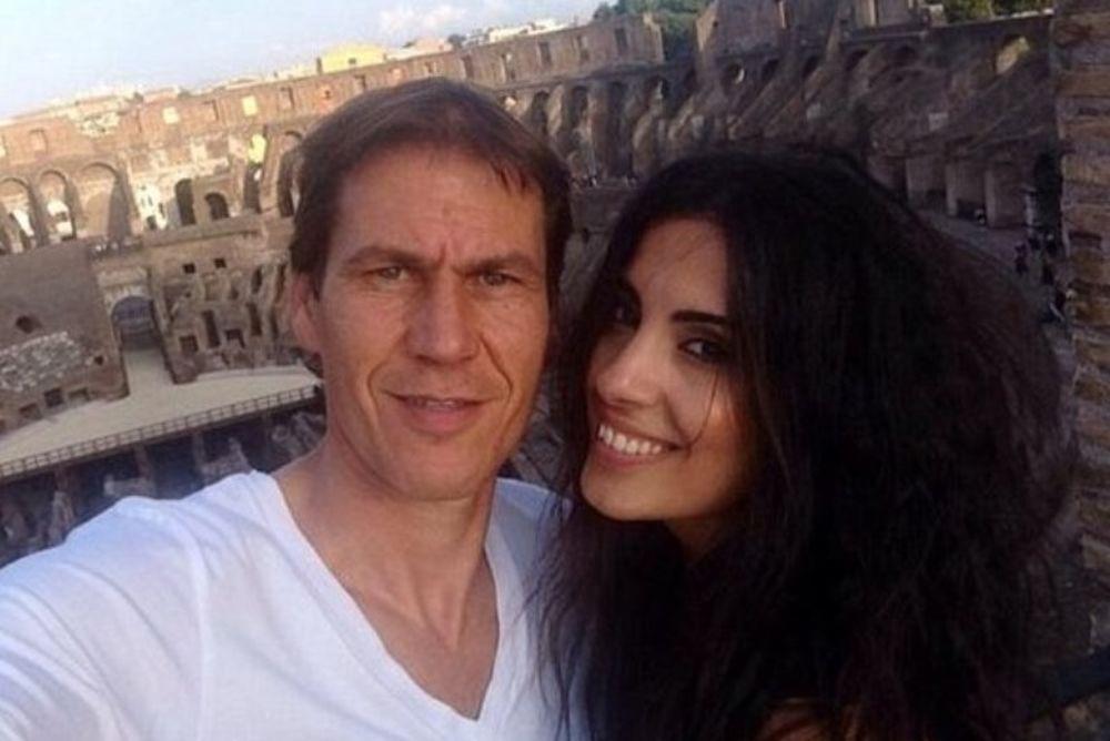 Ρόμα: H εντυπωσιακή φίλη του Γκαρσία (photos)