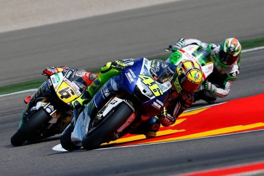 Moto GP: Νίκησε ο Λορένθο