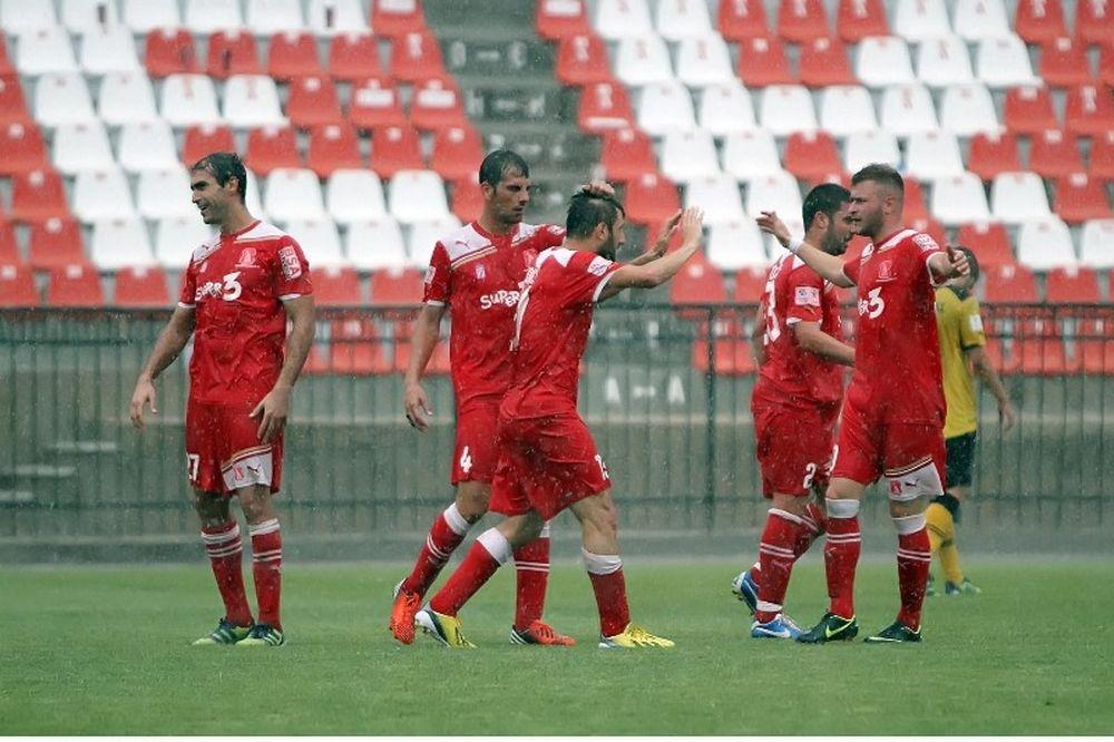 Ορφέας Αλεξανδρούπολης- Πανσερραϊκός 0-1