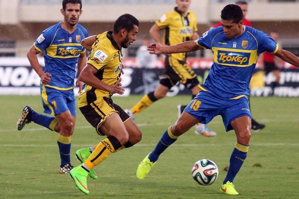 Εργοτέλης - Παναιτωλικός 1-1: Τα γκολ του αγώνα (video)