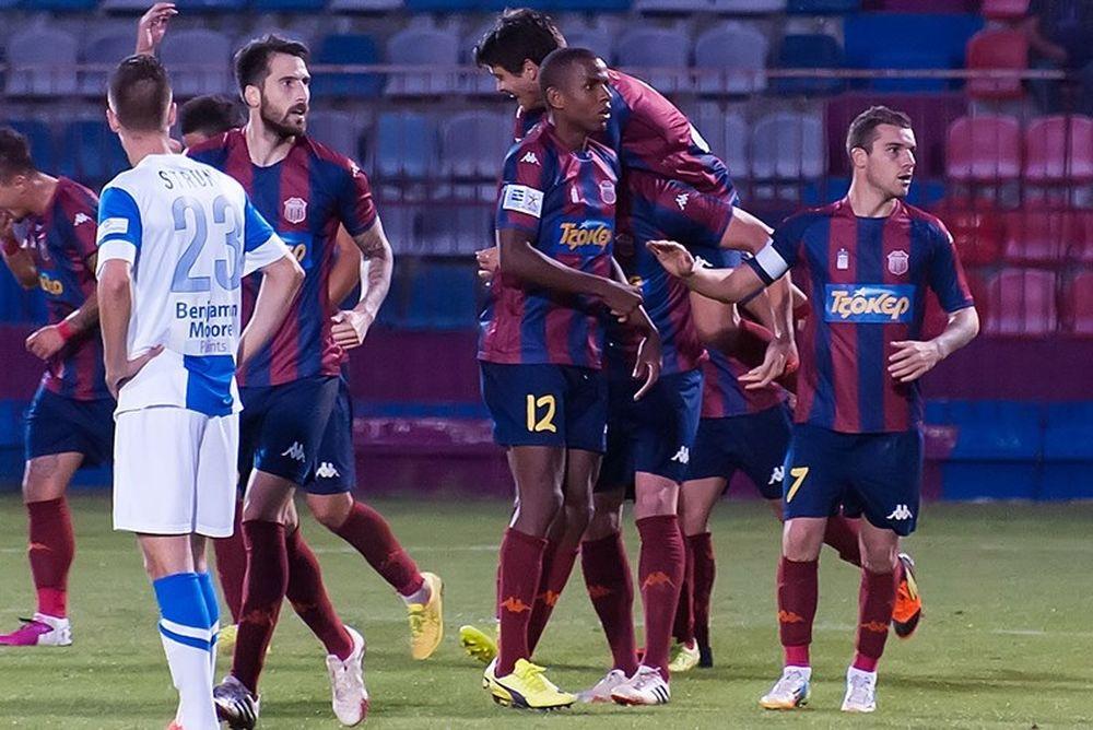 Βέροια - ΠΑΣ Γιάννινα 2-0: Τα γκολ του αγώνα (video)