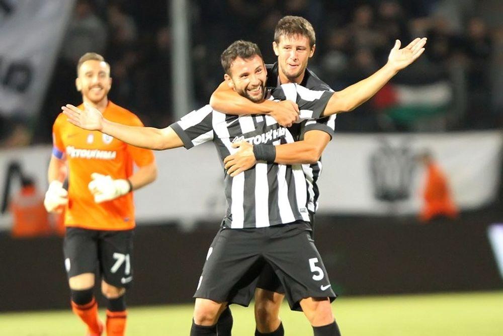 ΠΑΟΚ - ΟΦΗ 4-0: Τα γκολ του αγώνα (video)