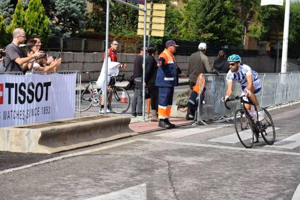 Παγκόσμιο Ποδηλασίας Δρόμου: Εγκατέλειψε ο Μπούγλας (video)