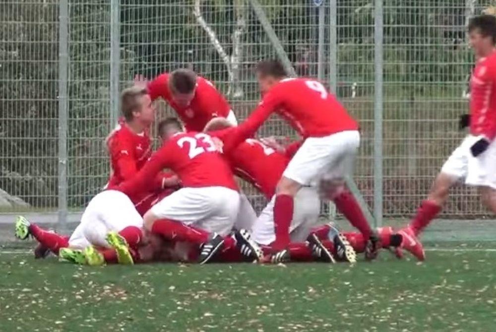 Φινλανδία: Σπίκερ «τρελάθηκε» σε γκολ (video)