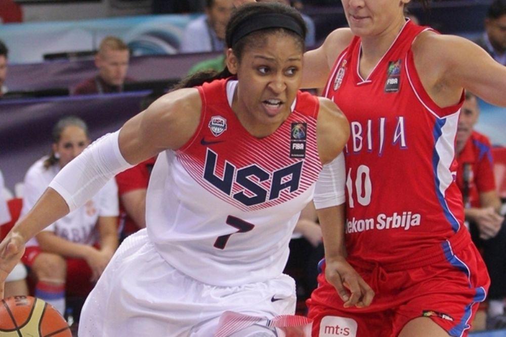 Παγκόσμιο Κύπελλο Μπάσκετ Γυναικών: Τα δύο πρώτα Top 5 (videos)