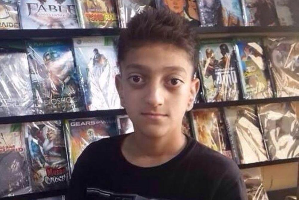 Άρσεναλ: Και άλλο παιδί - σωσίας του Οζίλ (photos+video)