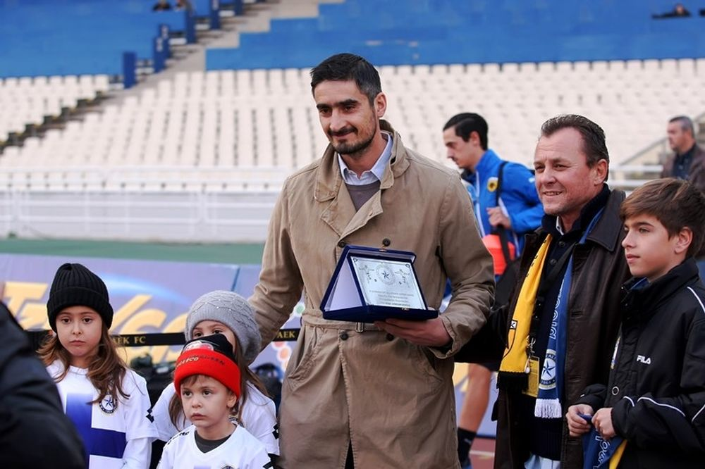 Λυμπερόπουλος: «Αρκετοί οι λόγοι της αποχώρησής μου από την ΑΕΚ»