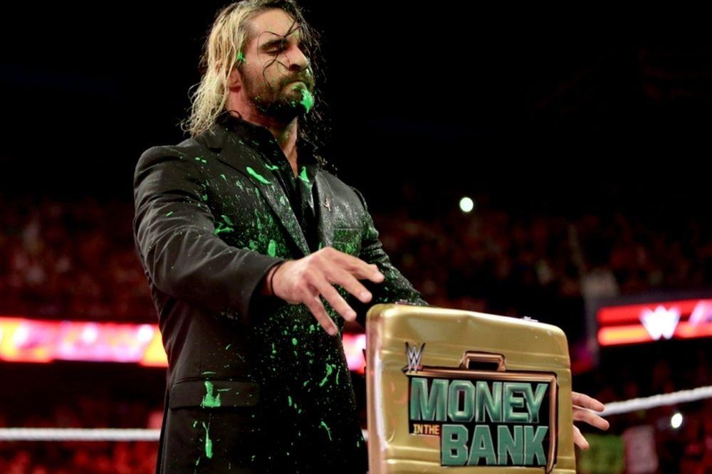 Raw: Μάχες μακριά από το WWE Heavyweight Championship (photos+videos)