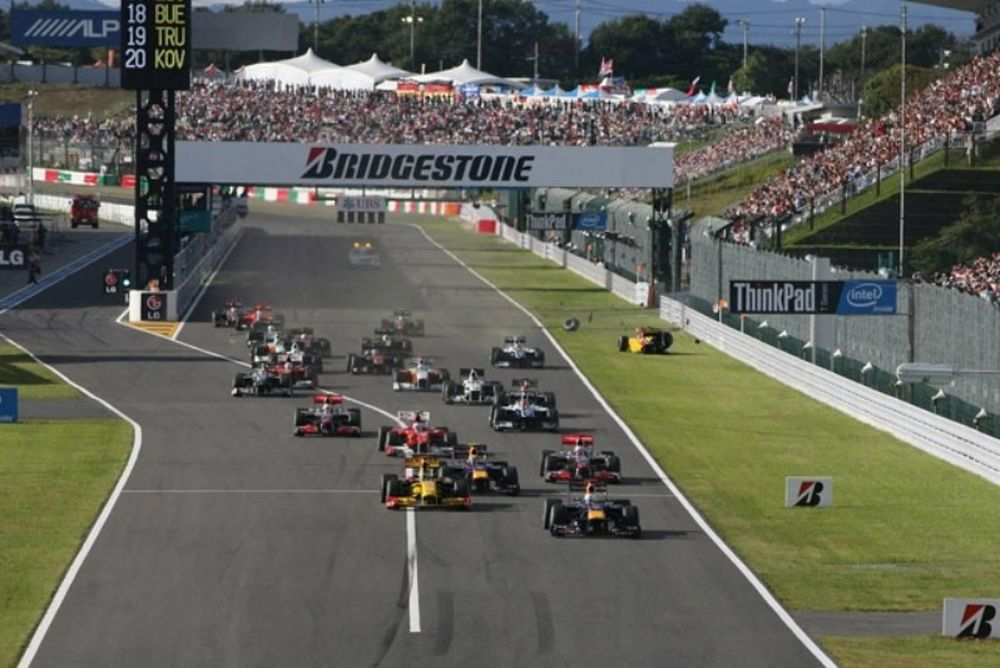 Formula 1: Κίνδυνος ματαίωσης για το Γκραν Πρι της Ιαπωνίας
