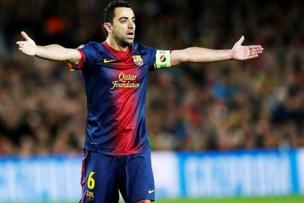 Champions League: Έκανε το ρεκόρ ο Τσάβι