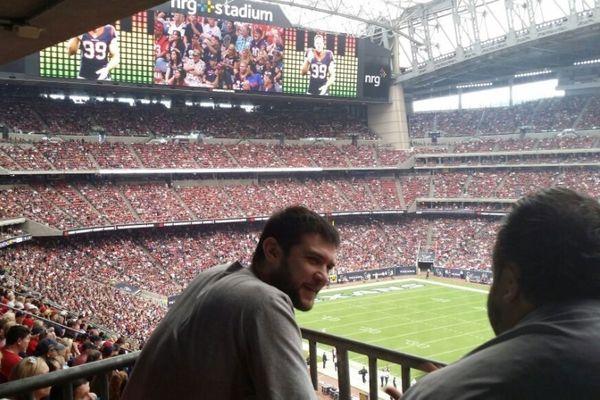 Χιούστον Ρόκετς: Βλέπει NFL και γνωρίζει Έλληνες ο Παπανικολάου