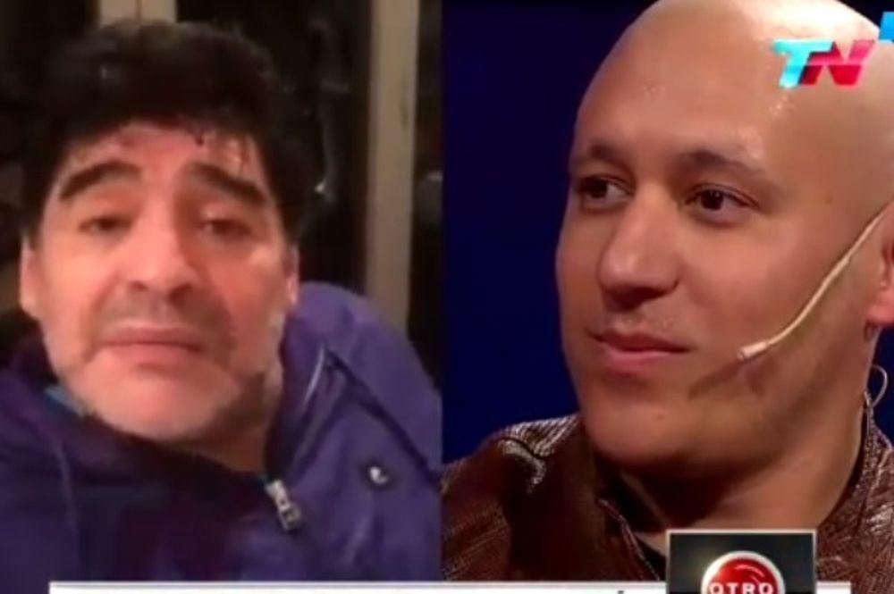 Ντιέγκο Μαραντόνα: Το συγκινητικό μήνυμα για Γκουτιέρεζ (video)