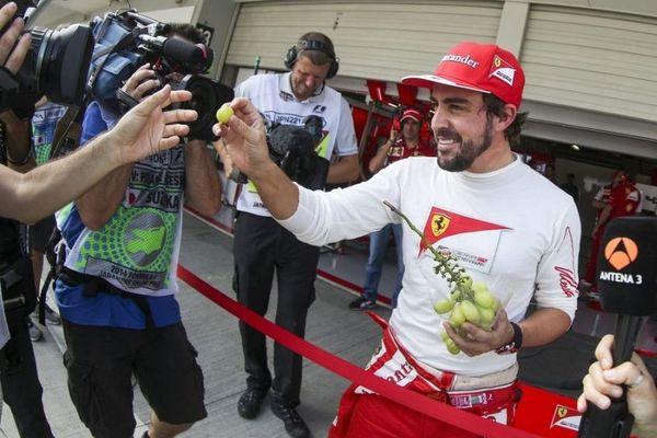 Ferrari: «Φευγάτος» ο Αλόνσο