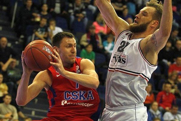 Gomelsky Cup: Στον τελικό και η ΤΣΣΚΑ Μόσχας (video)
