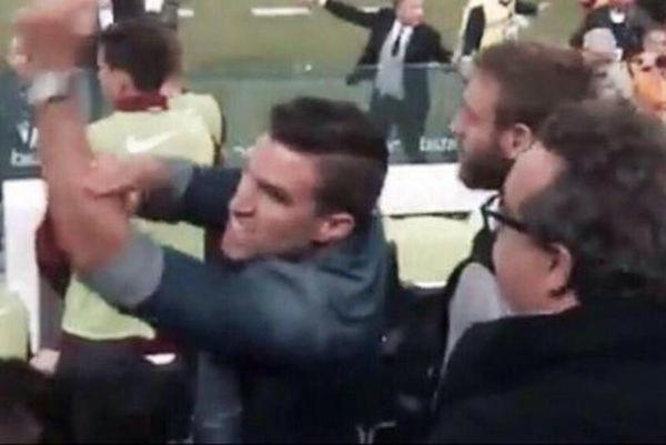 Ρόμα: Ο Στρούτμαν έβρισε οπαδούς της Γιουβέντους (videos)