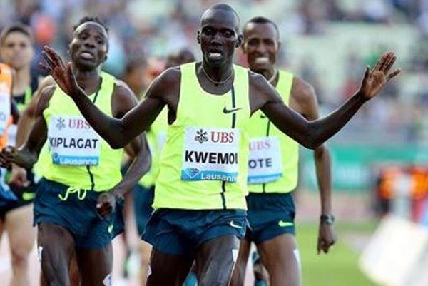 Στίβος: Επικυρώθηκε το παγκόσμιο ρεκόρ του Κουεμόι