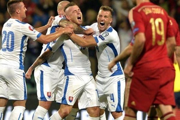 Ισπανική υποχώρηση στην Σλοβακία