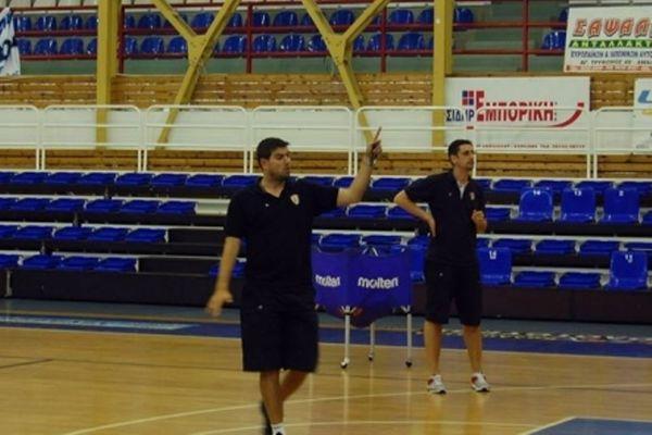 Μαρκόπουλος: «Θα δώσουμε τα πάντα»
