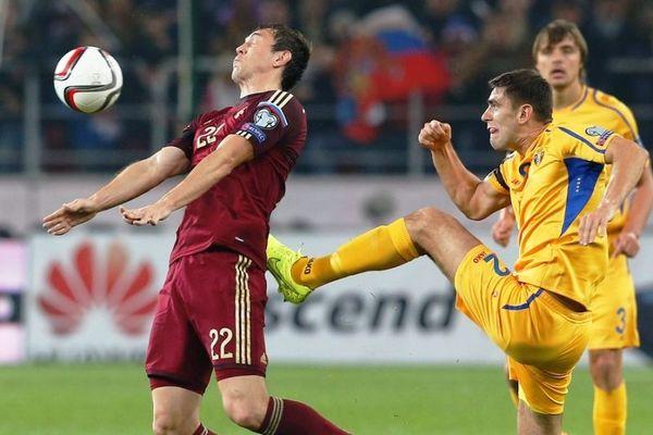 Ρωσία – Μολδαβία 1-1 (video)