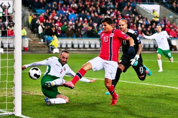 Νορβηγία – Βουλγαρία 2-1 (video)