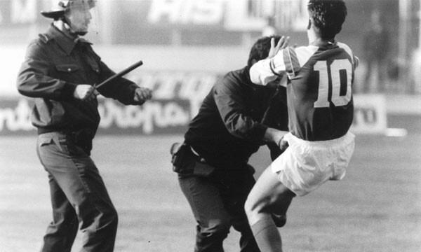Το ποδοσφαιρικό ντέρμπι που ήταν η αφορμή για τον εμφύλιο στη Γιουγκοσλαβία (video+photos)