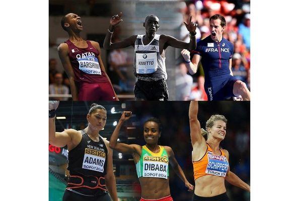 IAAF: Οι τελικοί υποψήφιοι για τους καλύτερους του 2014