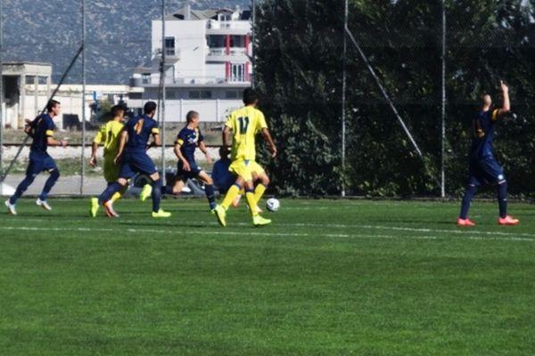 Αστέρας Τρίπολης-Παναιτωλικός 0-0 (Κ20)