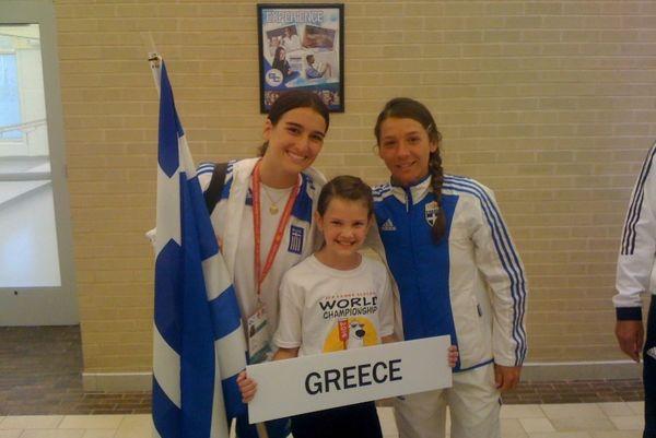 Κανόε Καγιάκ: Στην Τουρκία 15χρονη ταλαντούχα Ελληνίδα
