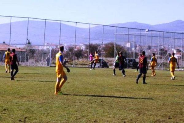 Βέροια – Λεβαδειακός 4-0 (Κ20)