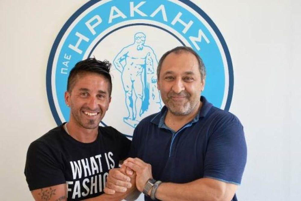 Ρομάνο: «Πρέπει να ανέβουμε στην Super league»