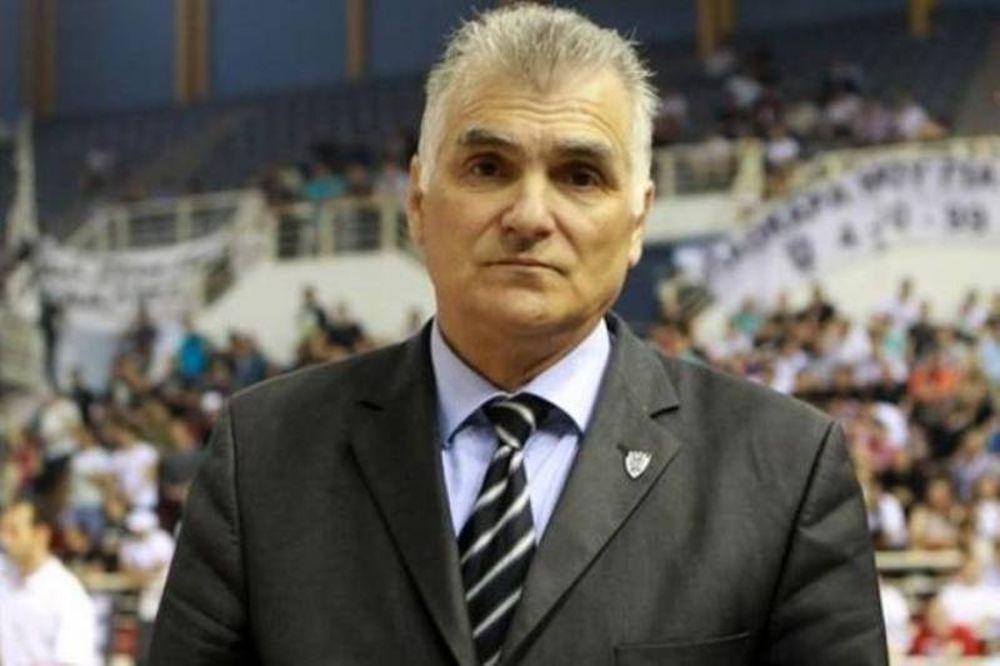 Μαρκόπουλος: «Είμαι εδώ με την ομάδα μου»
