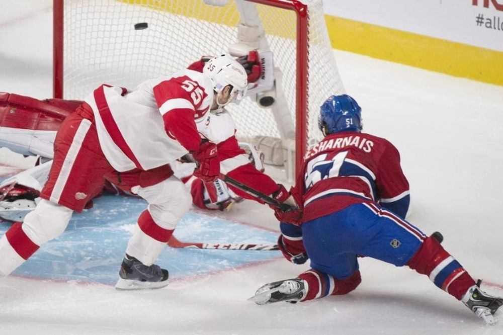 NHL: «Χρυσός» Desharnais για τους Κανάντιενς (videos)